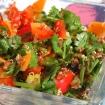 Gluten-Free Red Quinoa Tabouleh