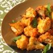 Paprika Roasted Cauliflower
