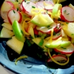 Apple Radish Salad