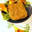 Gluten Free Almond Flax Bread (Grain Free, Paleo, Vegan, Egg Free, Gum Free, Yeast Free)