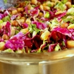 Purple Chickpea Salad