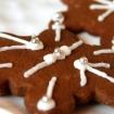 Gluten Free Vegan Gingerbread (Xanthan Free, Egg Free, Dairy Free)