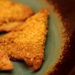 Dairy Free Vegan Cheese Crackers