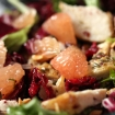 Chicken Hazelnut Cranberry Salad