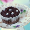 Best Gluten Free Vegan Chocolate Cupcake, EVER! xanthan free, soy free, dairy free, egg free, sugar free
