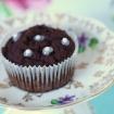 Best Gluten Free Vegan Chocolate Cupcake, EVER! xanthan free, soy free, dairy free, egg free, sugar free