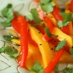 Red Pepper Mango Salad