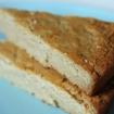 Gluten Free Vegan Vanilla Scones (xanthan free, sugar free, soy free)