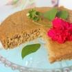 Gluten Free Maple Millet Cake (egg free, dairy free, nut free, xanthan free)