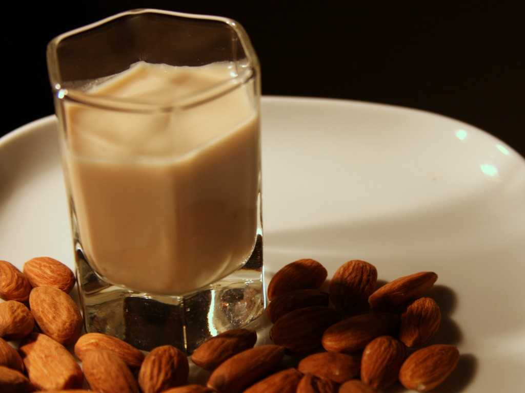 Homemade Almond Milk - MyRealFoodLife.com