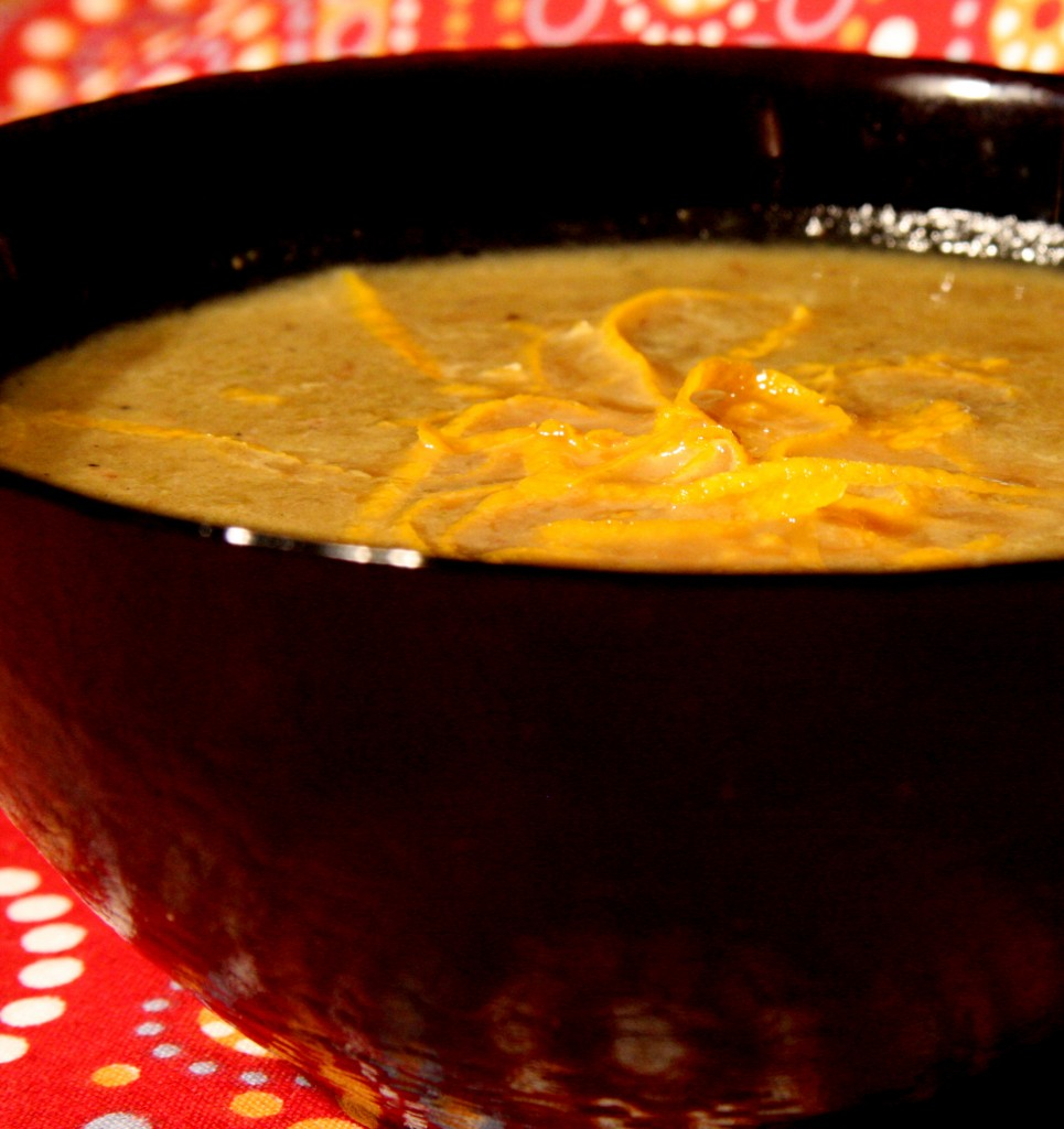 Hearty Spring Soup