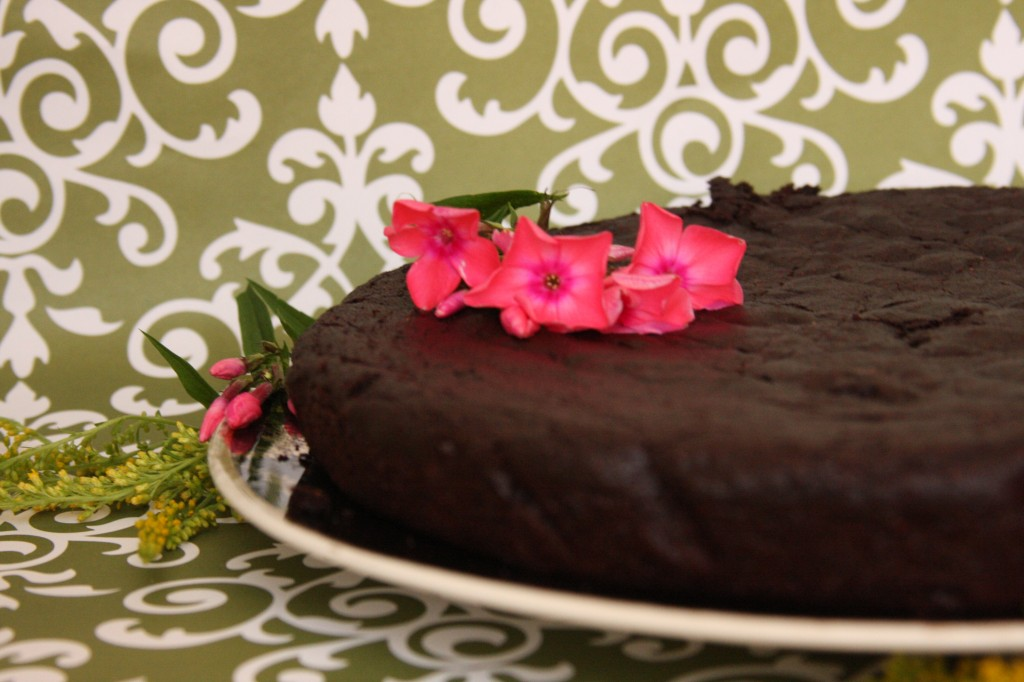 gluten free vegan chocolate cake