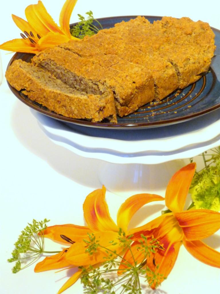 Gluten Free Yeast Free Vegan Bread