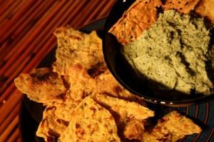 Gluten Free, Corn Free Nacho Chips
