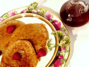 Gluten Free, Egg Free, Dairy Free Pancakes