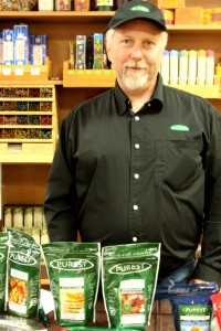 Rob Duncan, President of Purest foods in Perth