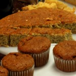Judy's Magic Mixes muffins and poppyseed cake