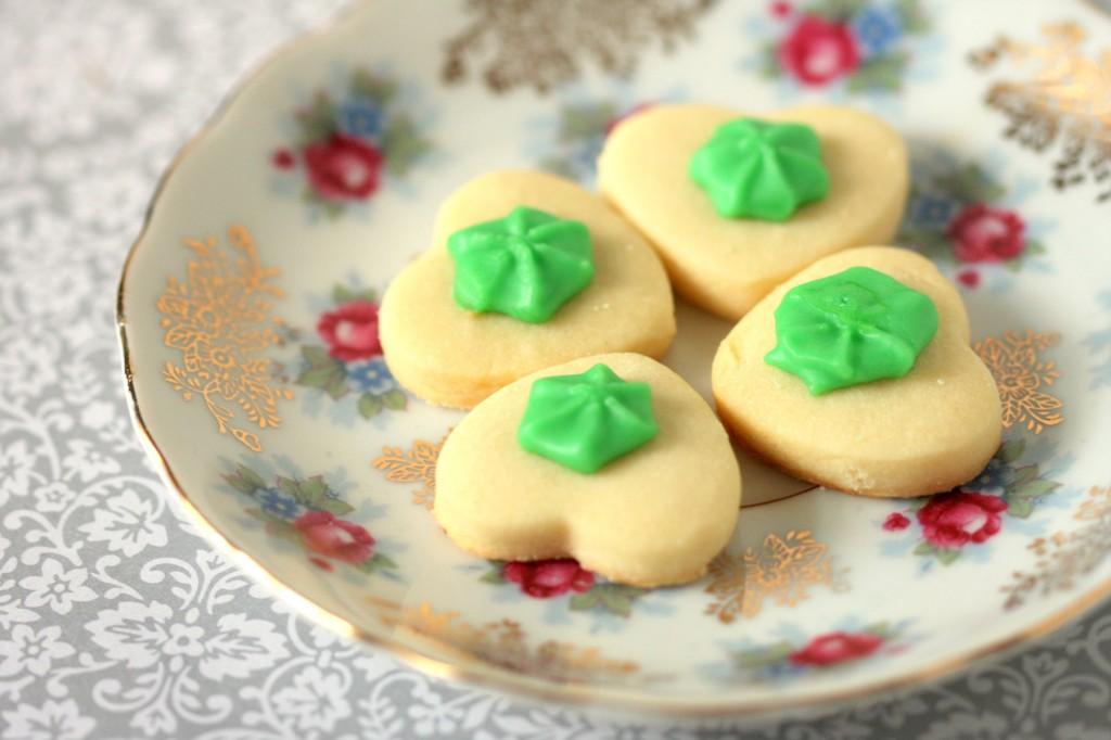 Dolci Shortbread Cookies