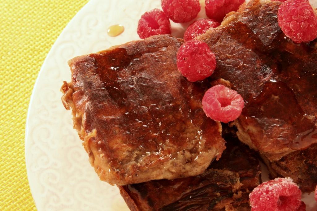 Gluten Free Vegan French Toast (Dairy Free, Egg Free, Paleo/Primal ...