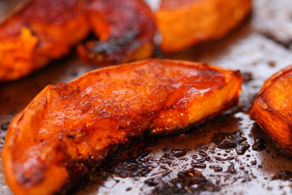 Cinnamon Roast Butternut Squash Recipe — Dishmaps