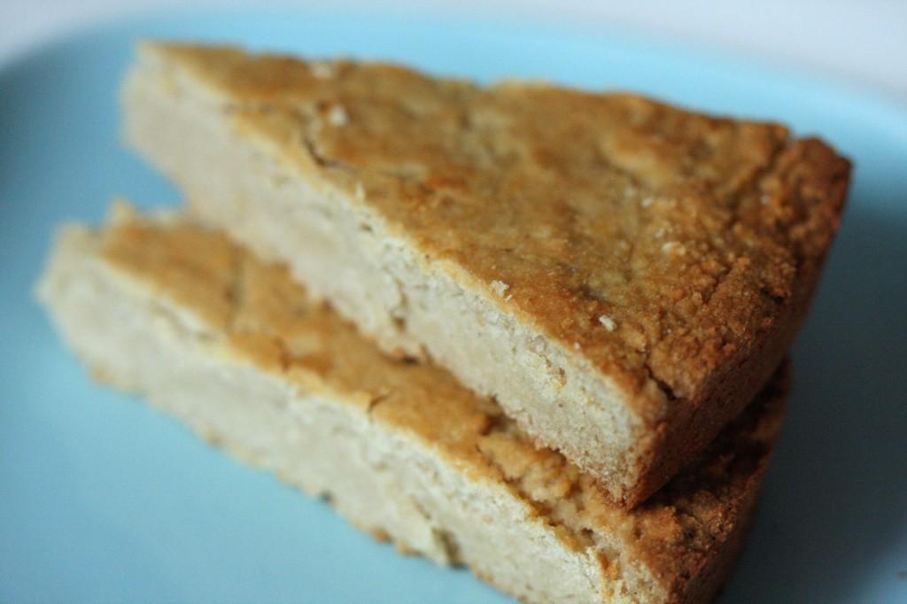 Gluten Free Vegan Vanilla Scones- MyRealFoodLife.com