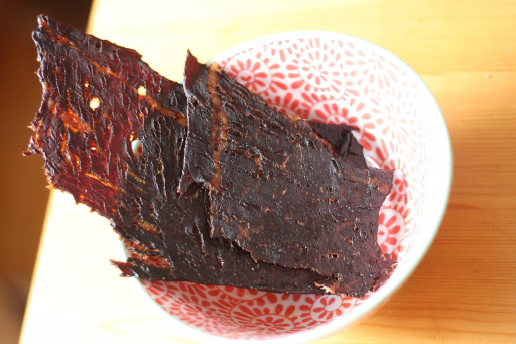 Home Made Beef Jerky- MyRealFoodLife.com